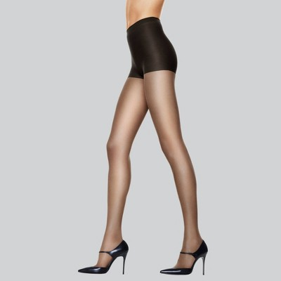 Hanes Silk Reflection Women's Control Top Reinforced Toe 6pk Pantyhose