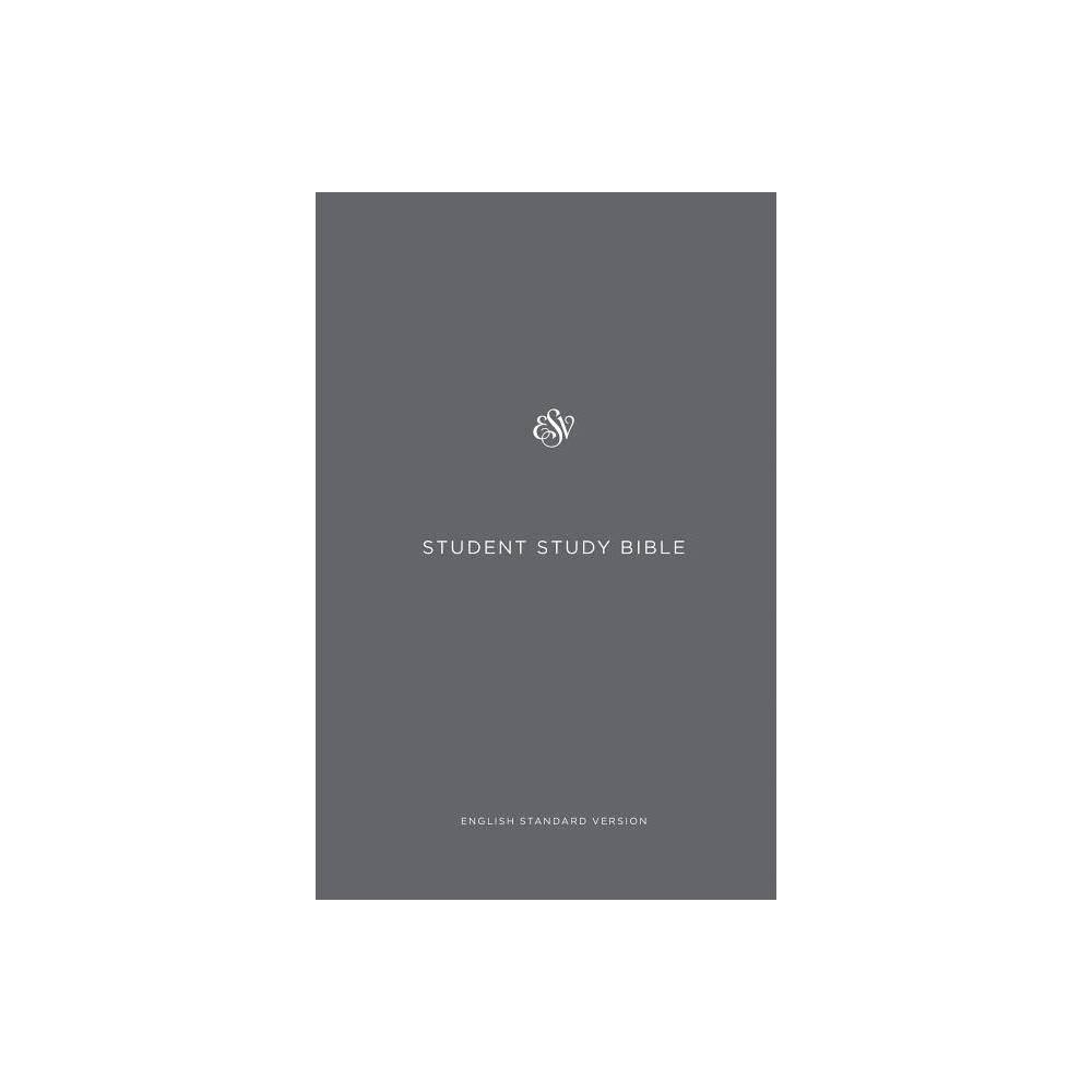 Student Study Bible Esv Hardcover