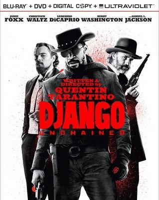 Django Unchained (Blu-ray + DVD + Digital)