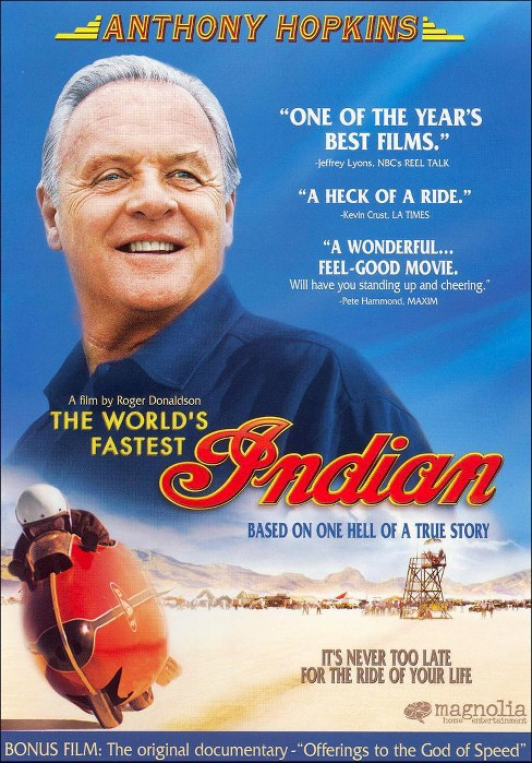 World's fastest indian (DVD) - image 1 of 1
