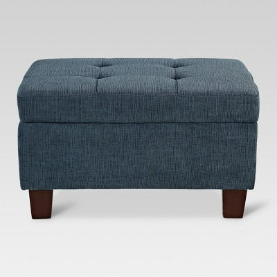 Etonnant Felton Tufted Small Storage Ottoman   Threshold™
