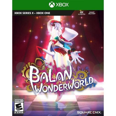 Balan Wonderworld - Xbox One/Series X - image 1 of 4