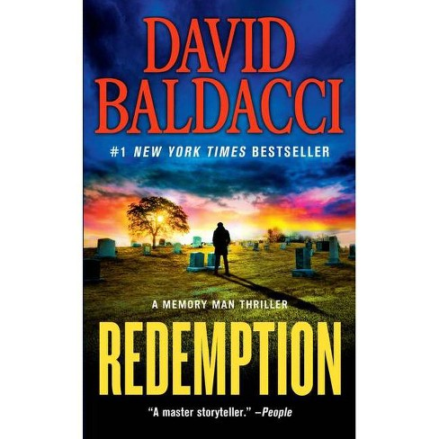 Redemption - (Memory Man) by  David Baldacci (Hardcover) - image 1 of 1