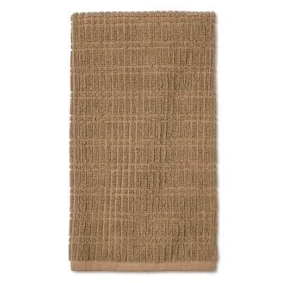 Tan&nbspSolid&nbspKitchen Towel&nbsp- - Room Essentials™