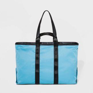 Zip Closure Weekender Bag - Wild Fable™ Blue