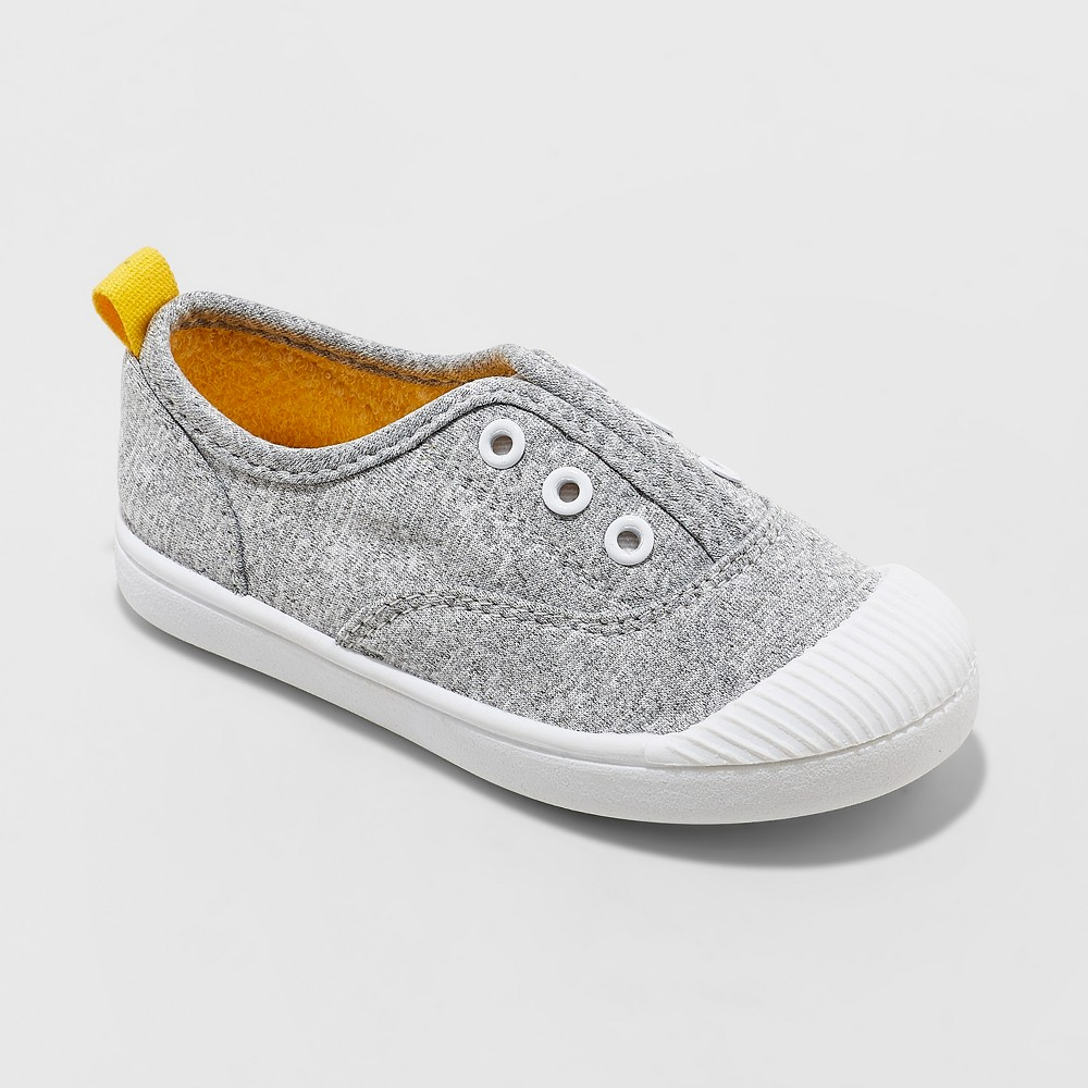 Toddler Boys' Gus Sneakers - Cat & Jack Gray 5