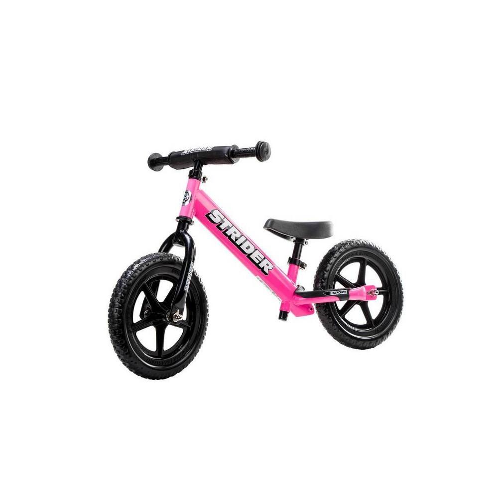 Strider Sport 12 34 Kids 39 Balance Bike Pink