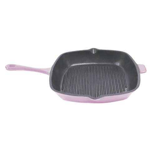 "Berghoff Neo Cast Iron 11"" Grill Pan Pink - image 1 of 1"