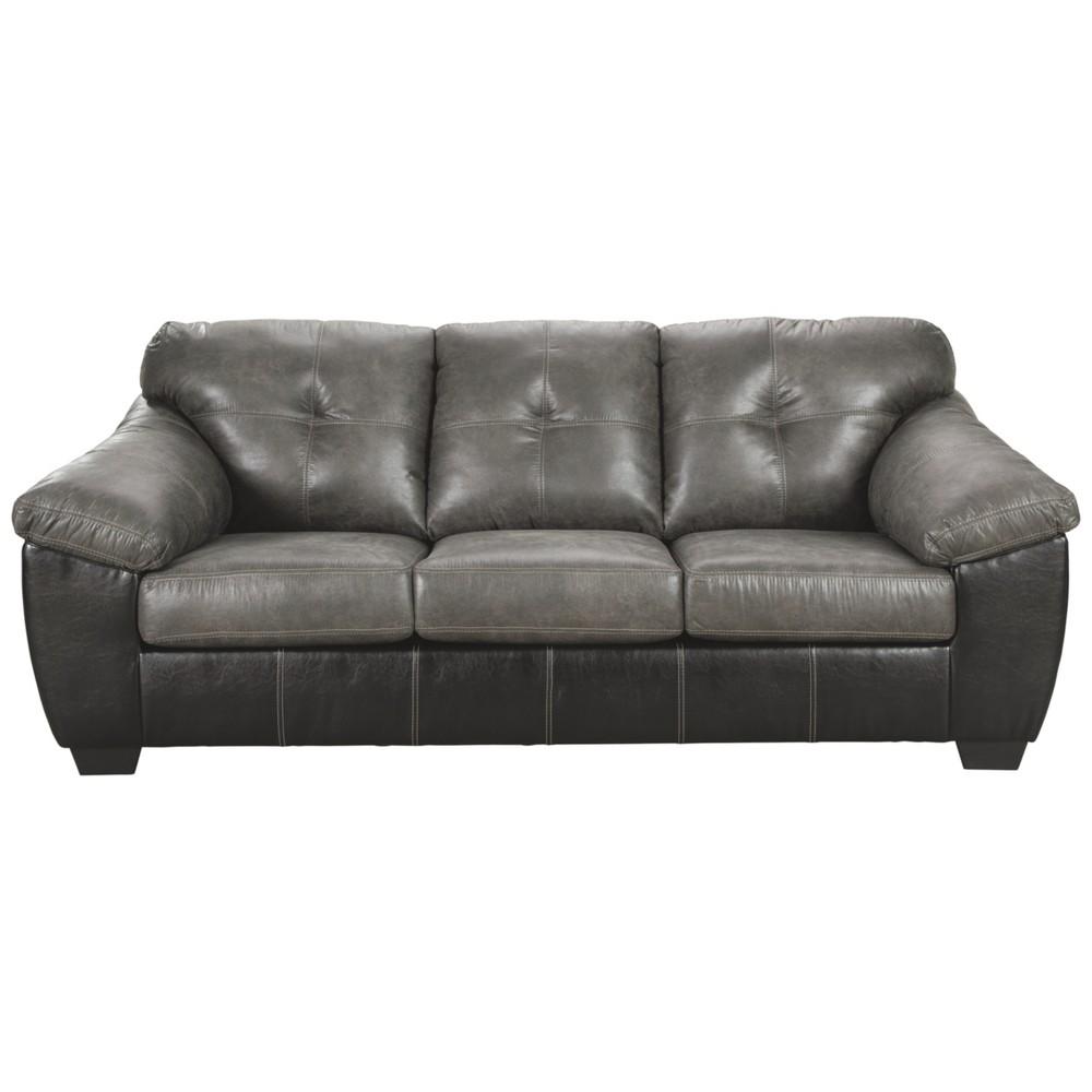 Gregale Sofa Slate Gray - Signature Design by Ashley