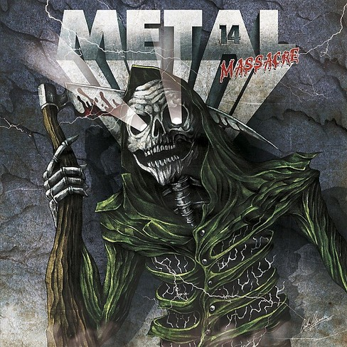 Various - Metal massacre:Xiv (CD) - image 1 of 1