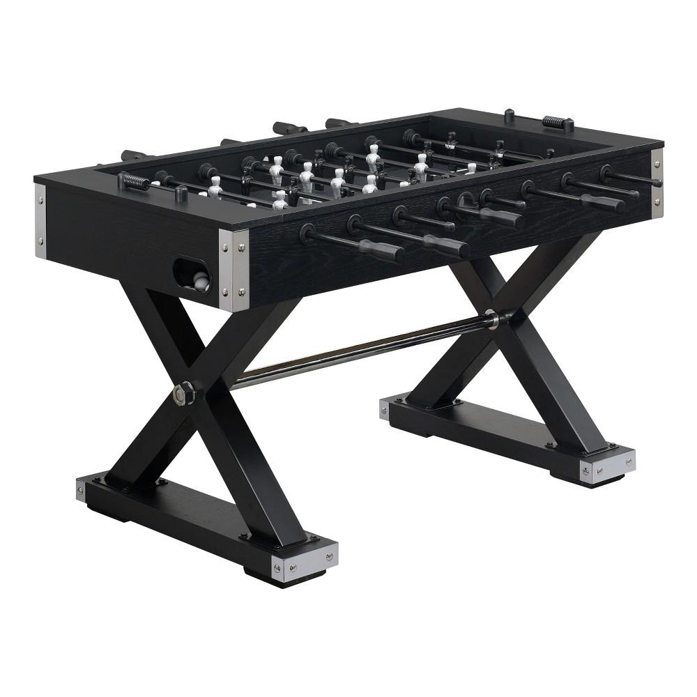 American Heritage Billiards Element Foosball Table - Black