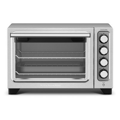 KitchenAid Refurbished Compact Oven - Stainless Steel RKCO253