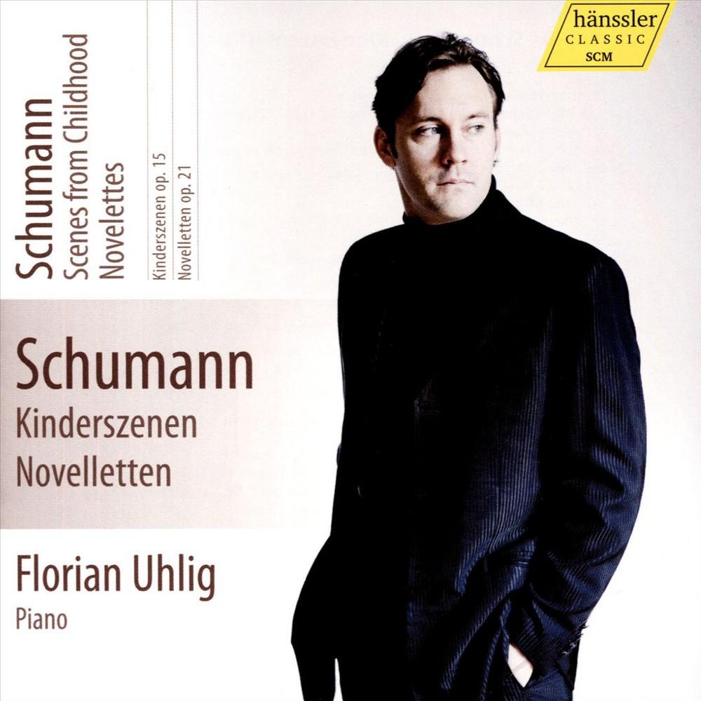 Florian Uhlig - Schumann:Scenes From Childhood Vol 9 (CD)