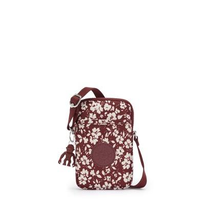 Kipling Tally Printed Crossbody Phone Bag