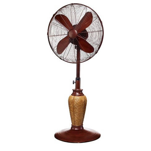 DecoBreeze DBF0889 Kailua 18 inch Oscillating Adjustable Outdoor Fan - image 1 of 2