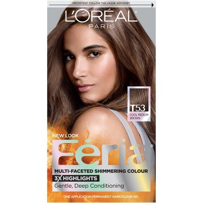 L Oreal Casting Creme Gloss 535 Chocolate Brown Semi Permanent Hair Dye Asda Groceries