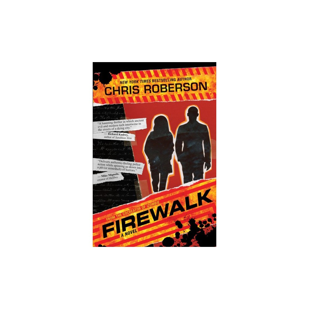 Firewalk (Reprint) (Paperback) (Chris Roberson)