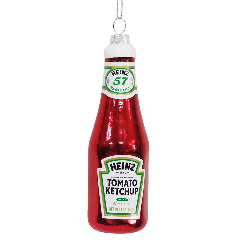 Image of Heinz Ketchup Christmas Ornament - Wondershop, Red