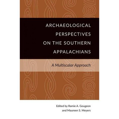 Archaeological Perspectives on the Southern Appalachians - (Hardcover) - image 1 of 1