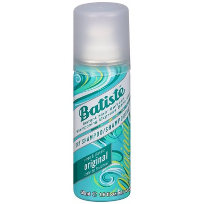 Batiste Clean & Classic Trial Size Dry Shampoo - 1.6 fl oz