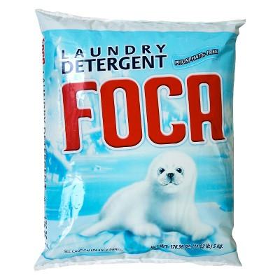 Foca Laundry Detergent Phosphate Free - 176.36oz