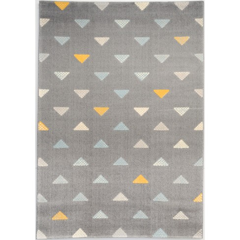 Tringle Blue & Yellow Rug - Balta Rugs - image 1 of 5