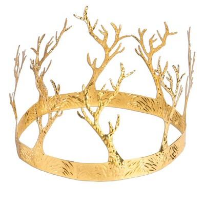 Forum Novelties Medieval Fantasy Antler Crown