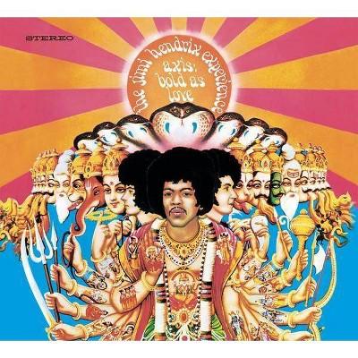 Jimi Hendrix Experience - Axis: Bold As Love (Vinyl)