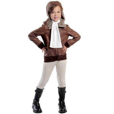 Princess Paradise Amelia the Aviator Child Costume