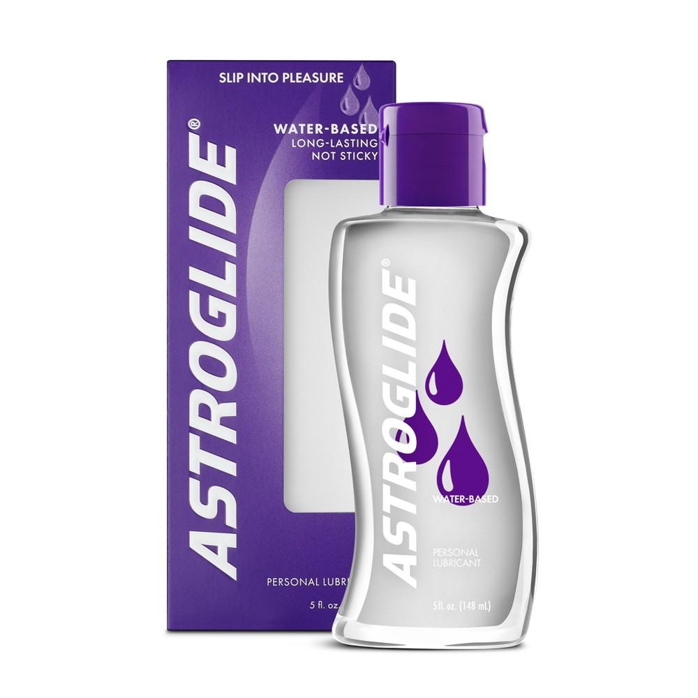 Astroglide Liquid Water Based Personal Lube 5oz