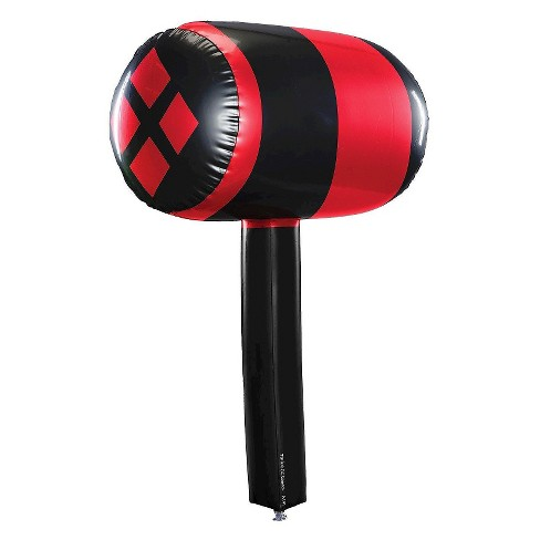 Women's Harley Quinn Inflatable Mallet - image 1 of 1