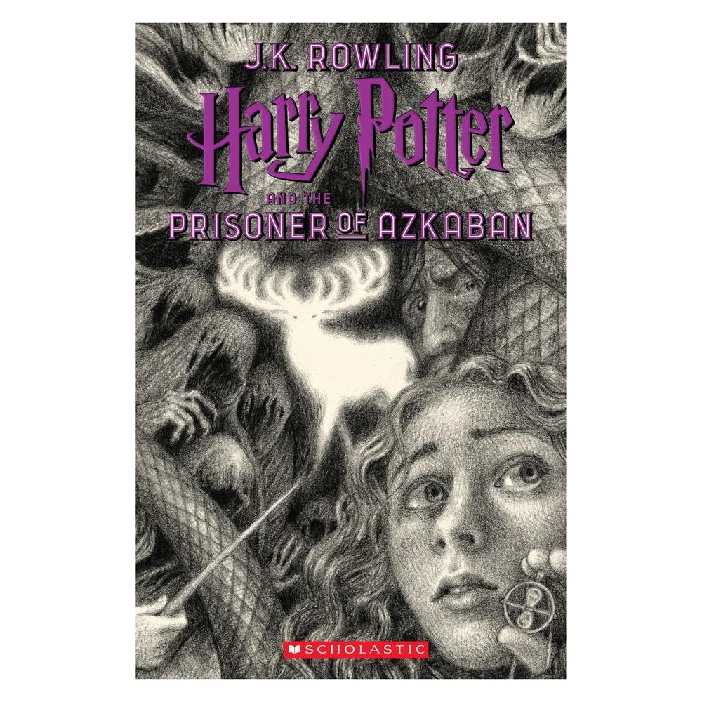 Harry Potter and the Prisoner of Azkaban - (Harry Potter) by J. K. Rowling (Paperback)
