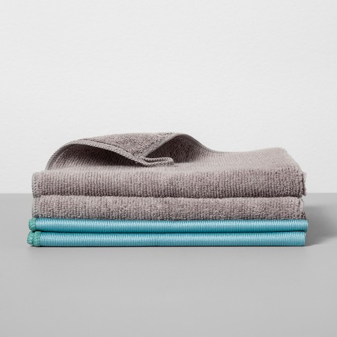 Microfiber Dust Cloths - 4pk  - Made By Design™ - image 1 of 1