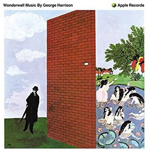 George Harrison - Wonderwall Music (Vinyl) - image 1 of 1