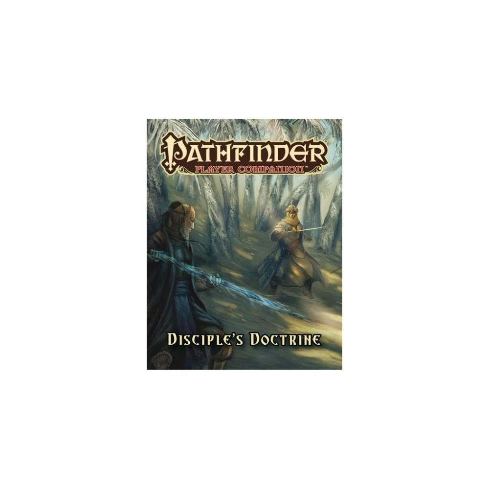 Disciple's Doctrine - (Pathfinder Player Companion) (Paperback)