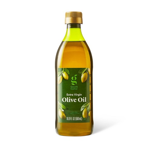 Extra Virgin Olive Oil - 16.9oz - Good & Gather™ - image 1 of 2