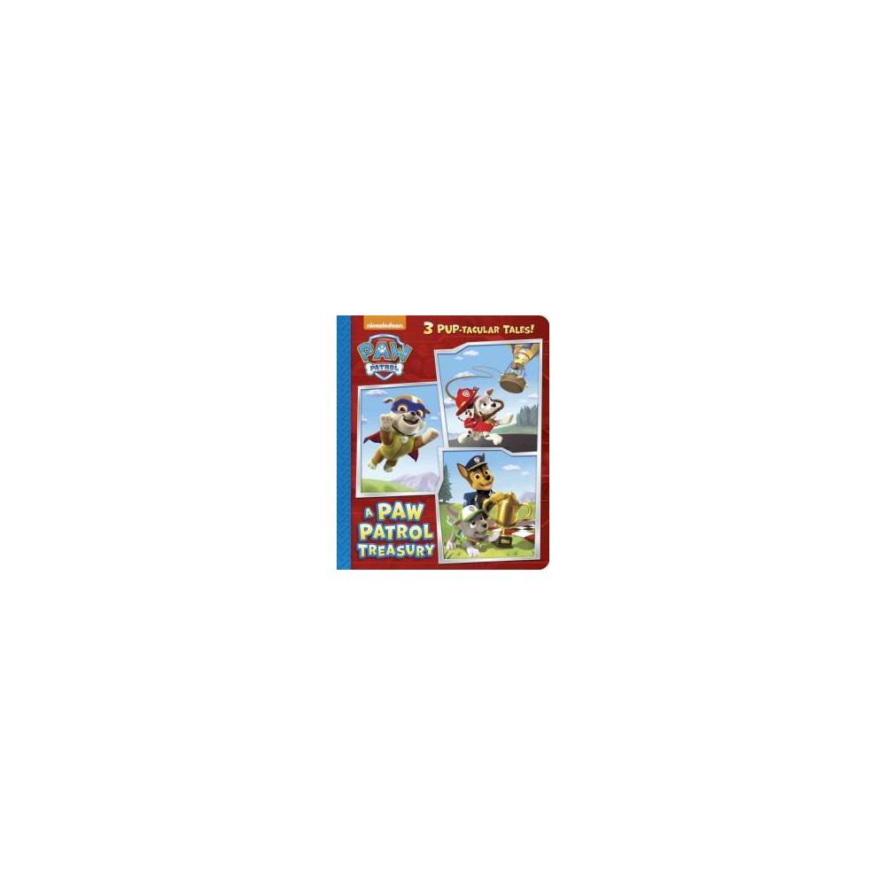 Paw Patrol Treasury (Hardcover) (Random House Children's Books (Cor))