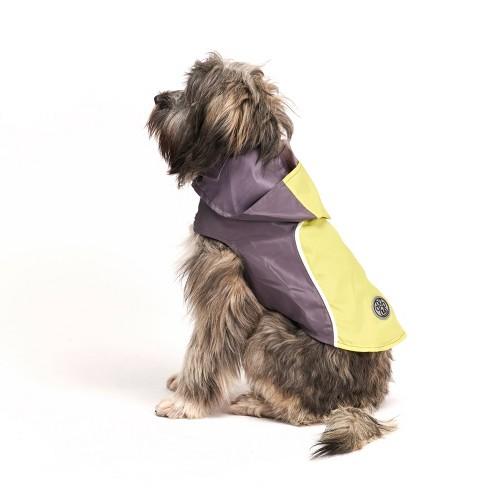 Royal Animals Dog Raincoat - Yellow - XL - image 1 of 4