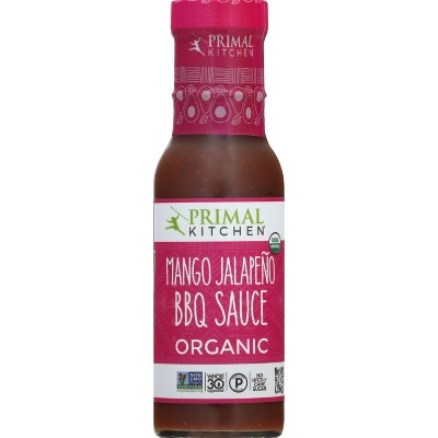 Primal Kitchen Mango Jalapeno BBQ Sauce - 8.5oz