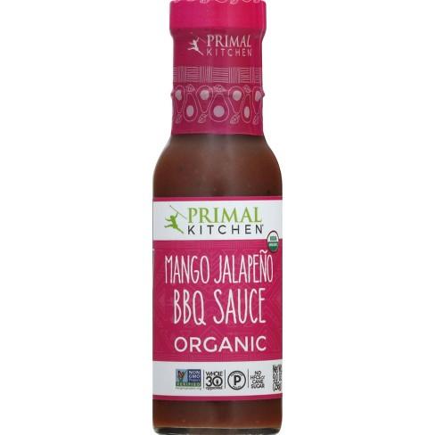 Primal Kitchen Mango Jalapeno BBQ Sauce - 8.5oz - image 1 of 3