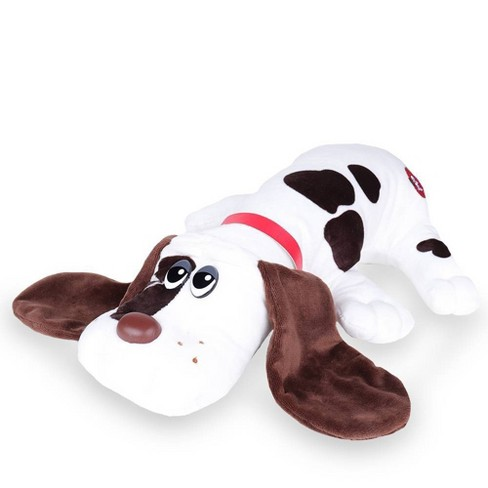 Pound Puppies Classic - White with Brown - image 1 of 2