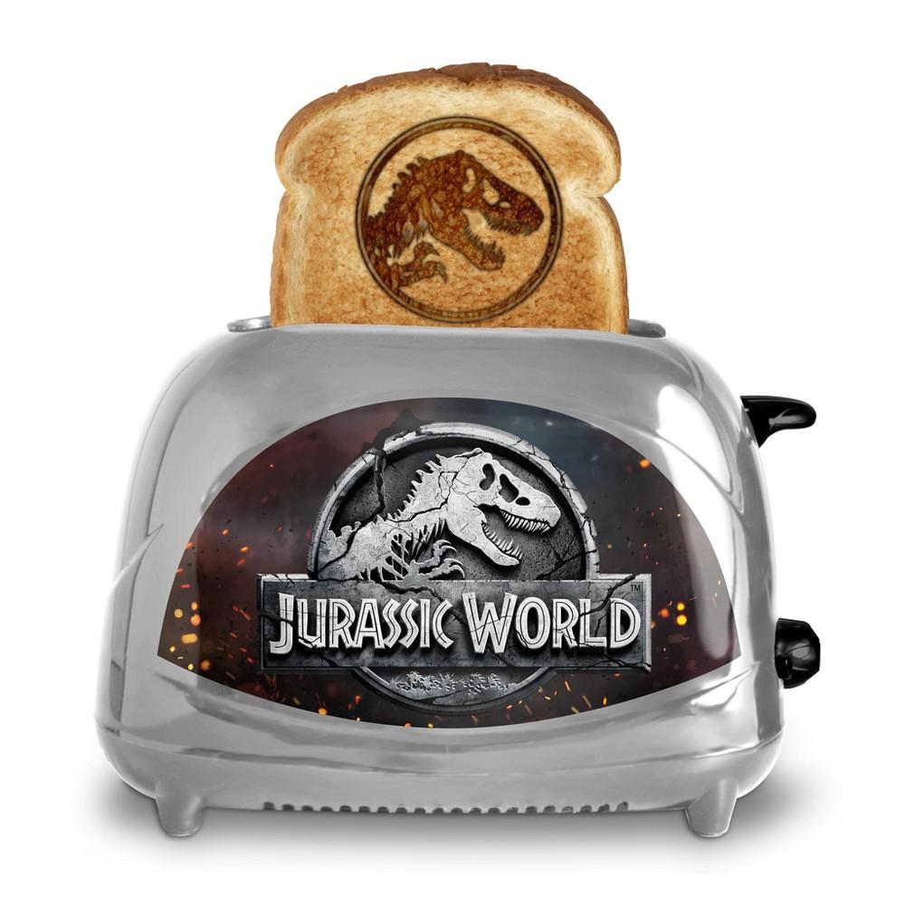 Image of Jurassic World Toaster, Dark Silver