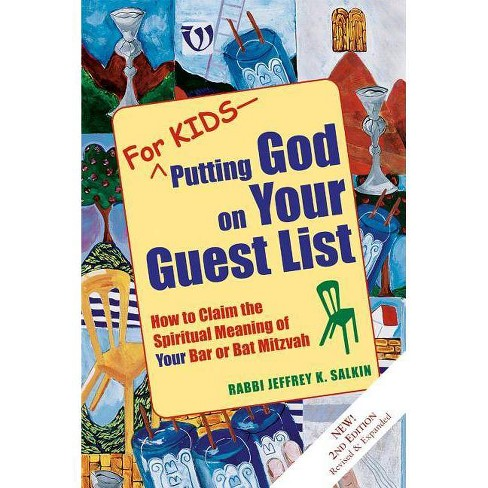 For Kids--Putting God on Your Guest List (2nd Edition) - 2 Edition by  Jeffrey K Salkin (Paperback) - image 1 of 1
