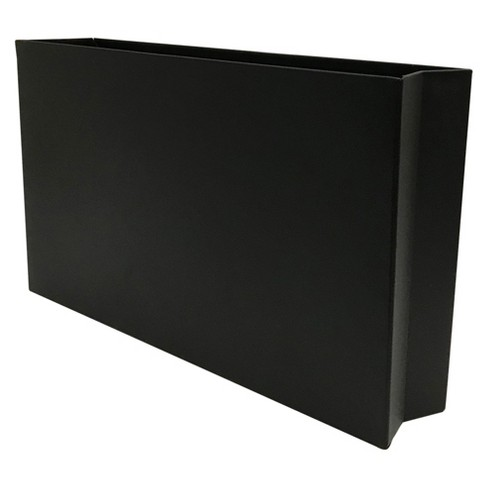 Metal Wall Pocket Black - Project 62™ - image 1 of 4