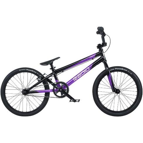 "Radio Xenon Expert XL BMX Race Bike - 20.25"" TT, Black/Metallic Purple - image 1 of 1"