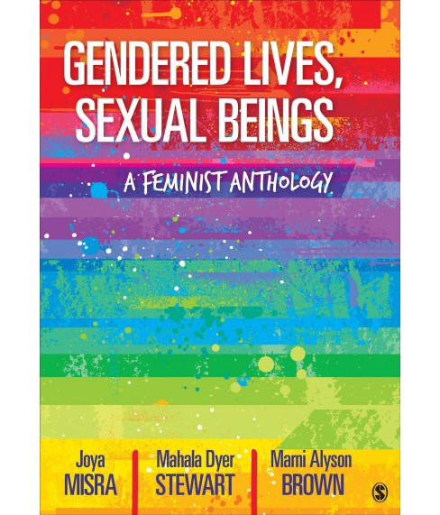 Gendered Lives, Sexual Beings : A Feminist Anthology -  (Paperback) - image 1 of 1