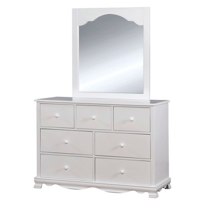 Ranallo Contemporary Dresser and Mirror Set - HOMES: Inside + Out