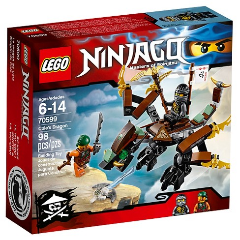 LEGO® Ninjago Cole's Dragon 70599 - image 1 of 7