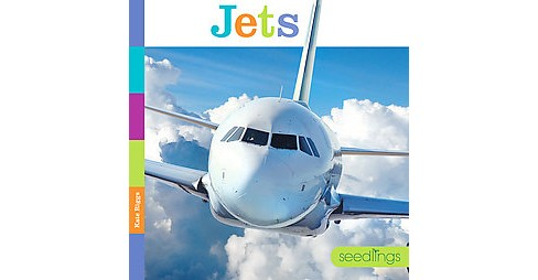 Jets (Reprint) (Paperback) (Kate Riggs) - image 1 of 1