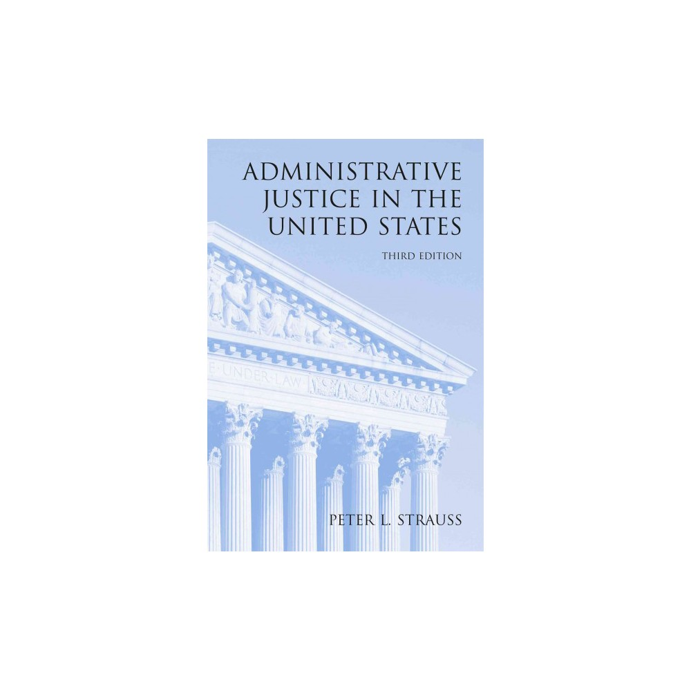 ... ISBN 9781611636567 product image for Administrative Justice in the United  States (Paperback) (Peter